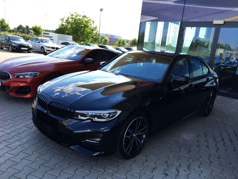 Przeglądasz: BMW 320 x-Drive M Sport shadow 2019 r.