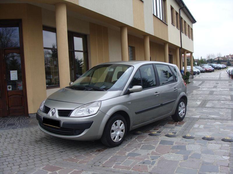 Przeglądasz: Renault Scenic 1.6  2007 r.
